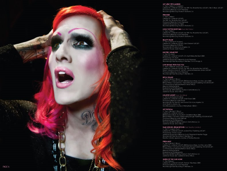 Matchless Jeffree star love rhymes with fuck you